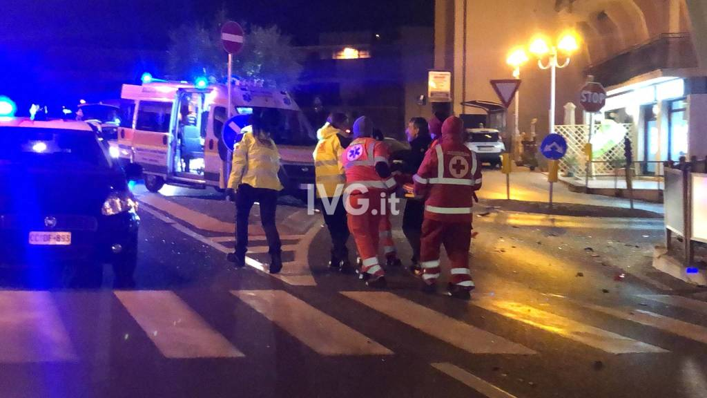 incidente mortale pietra ligure
