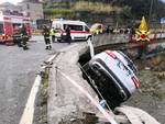 incidente ponte cogoleto