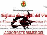 """La """"Befana dei Vigili del Fuoco"""" di Albenga"""