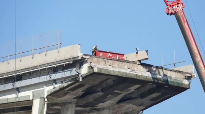 Lavori ponte 25 gennaio 2019