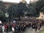 Manifestazione Genova città accogliente 26 gennaio 2019