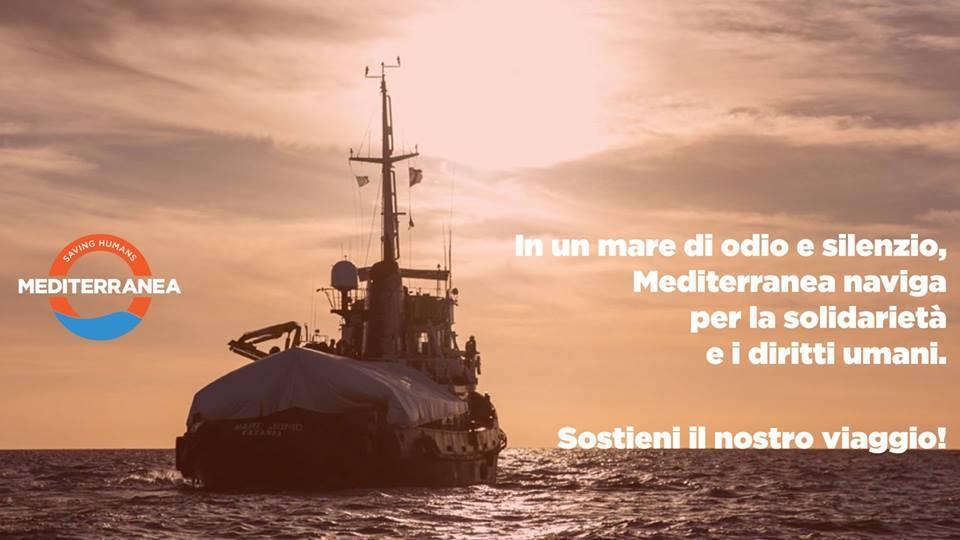 mediterranea sea watch