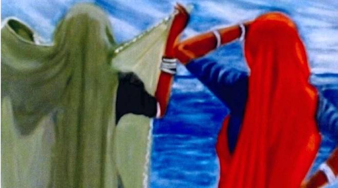 Mostra d'arte Mariangela Cantoni