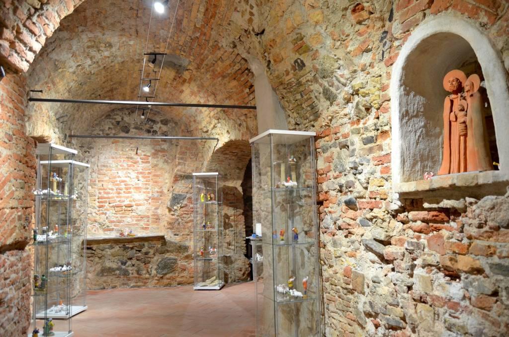 Mostra permanente statuine presepe Albissola Marina