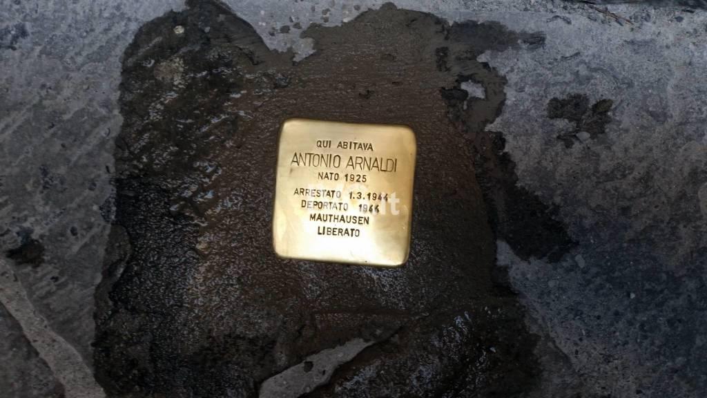 pietra inciampo