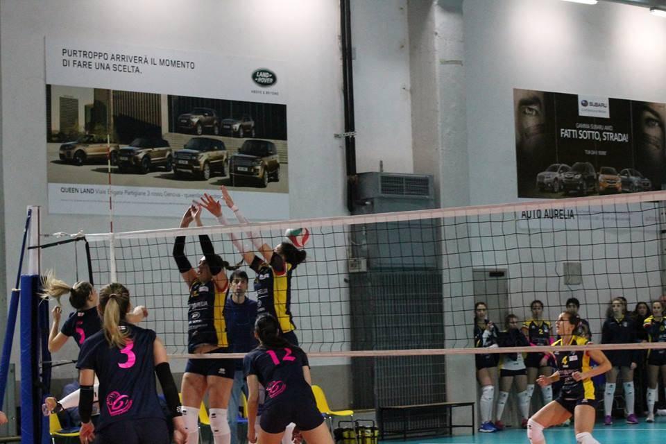 PSA Olympia Volley – Normac Avb Genova