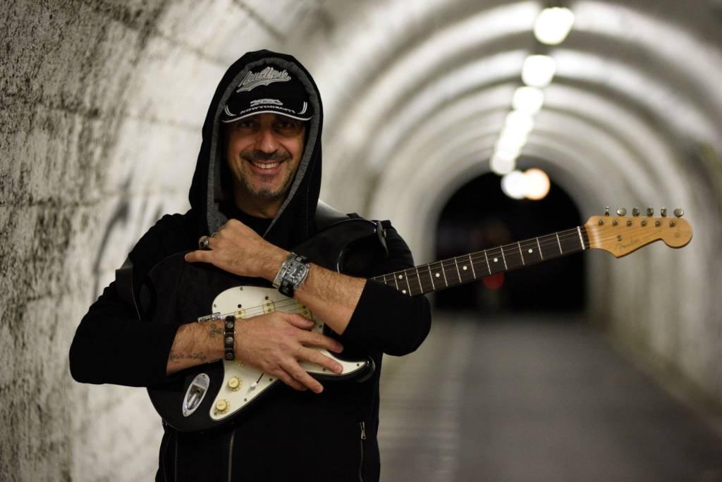 Roberto Frazzetto alias Robb Mc Reason musicista