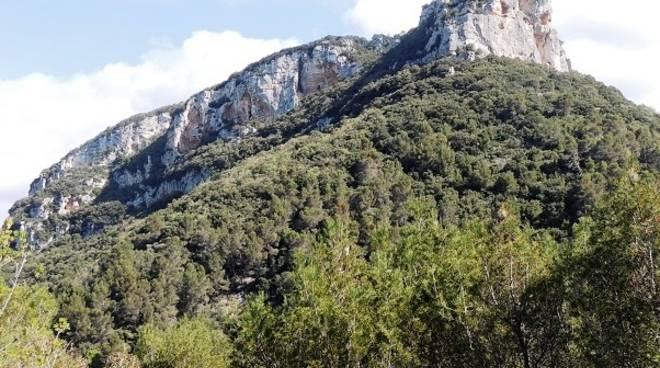 rocca del corno parco del finalese