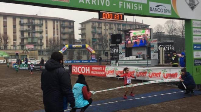 Sara Meloni Vince la cinque mulini