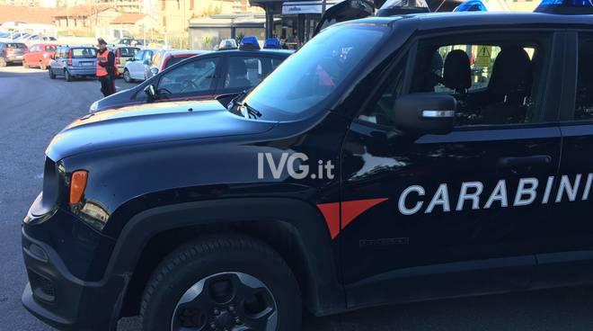 Savona, controlli dei carabinieri in città