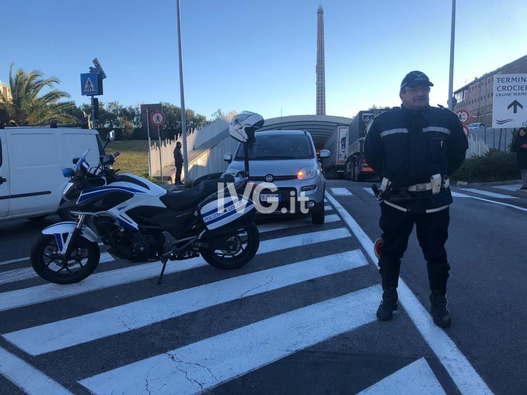 Savona, sciopero autotrasporto 14 gennaio