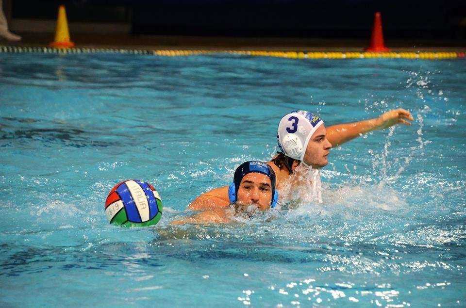 Serie A2: Lavagna 90 vs Brescia Waterpolo