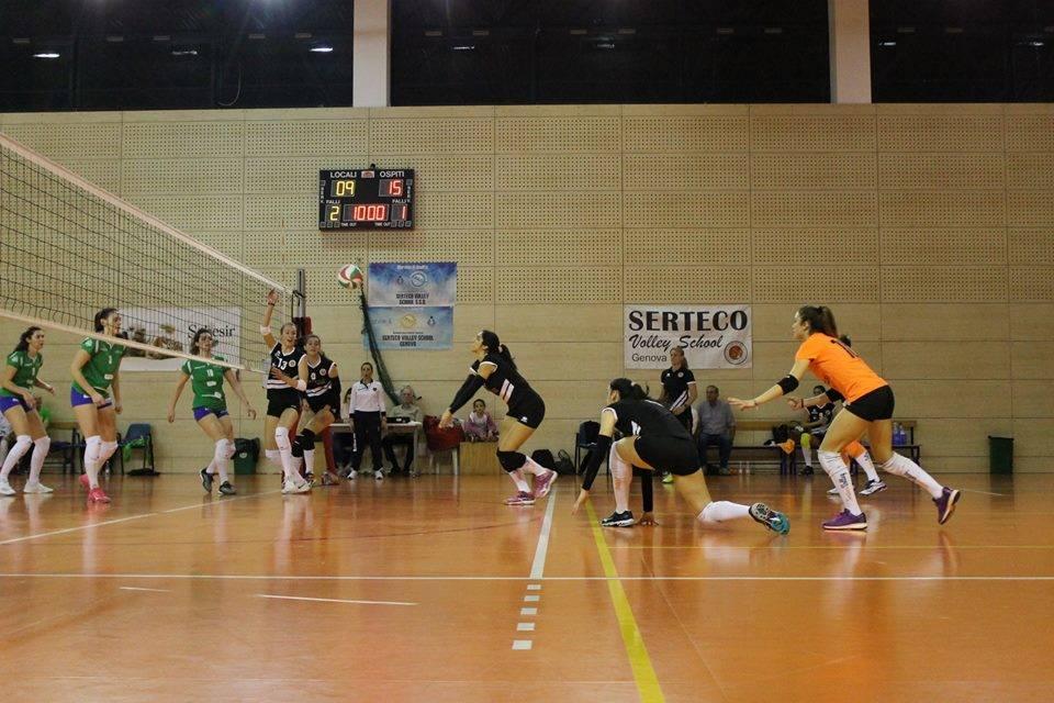 Serteco Volley School – Busa-Food Lab Gossolengo