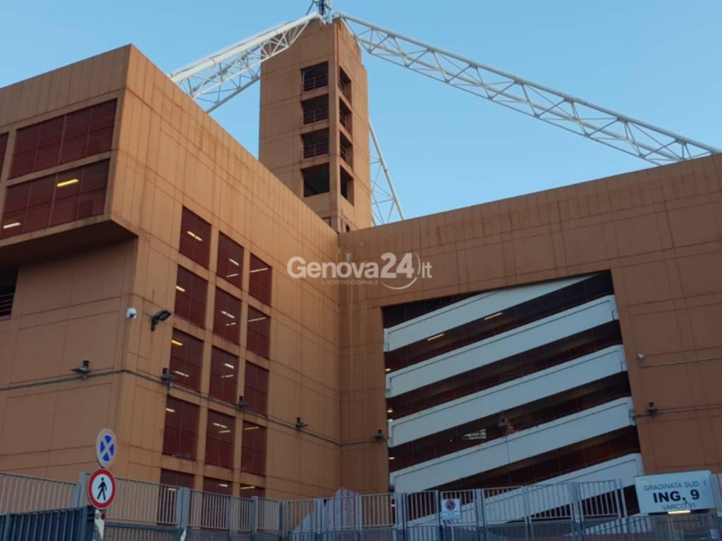 Stadio Luigi Ferraris Marassi