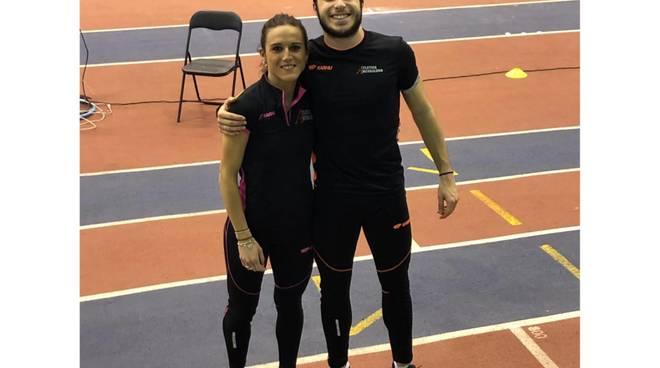 Stefania Biscuola e Luca Biancardi