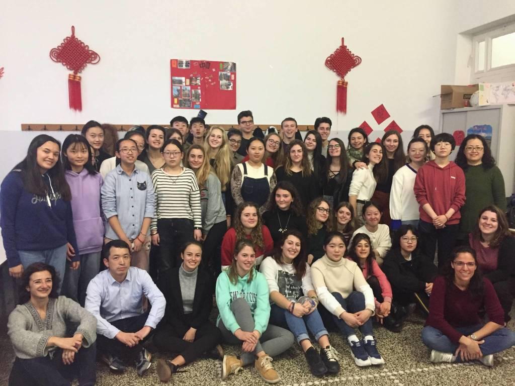 studenti cinesi a genova