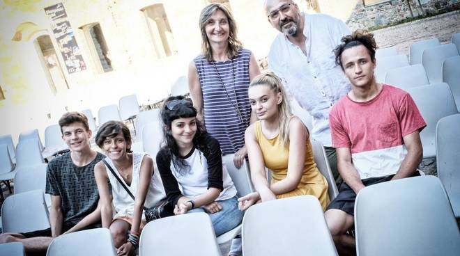 studenti festival borgio