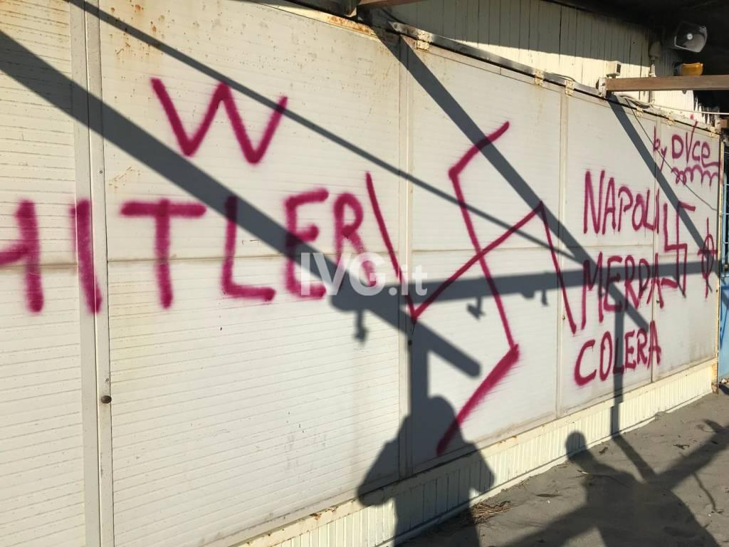 svastiche nazismo albenga
