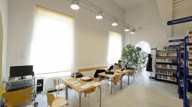 Biblioteca Alassio