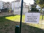 Furto Cancello Area Cani Borghetto