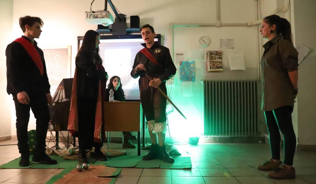 Notte Liceo Calasanzio 2019 LInguistico