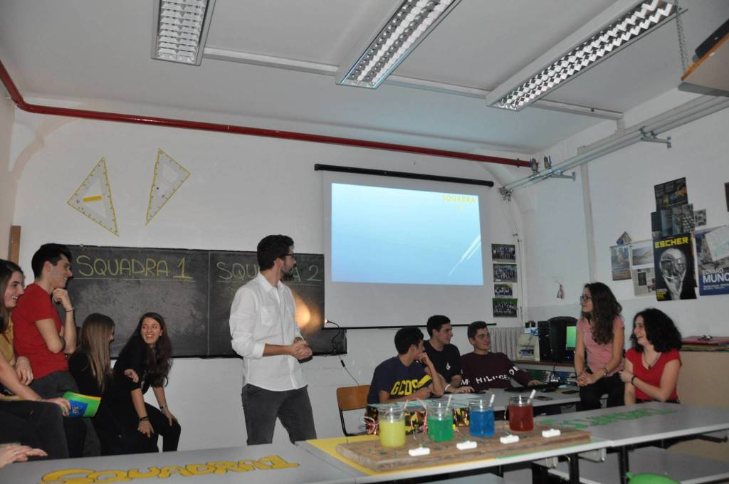 Notte Liceo Calasanzio 2019 Scientifico