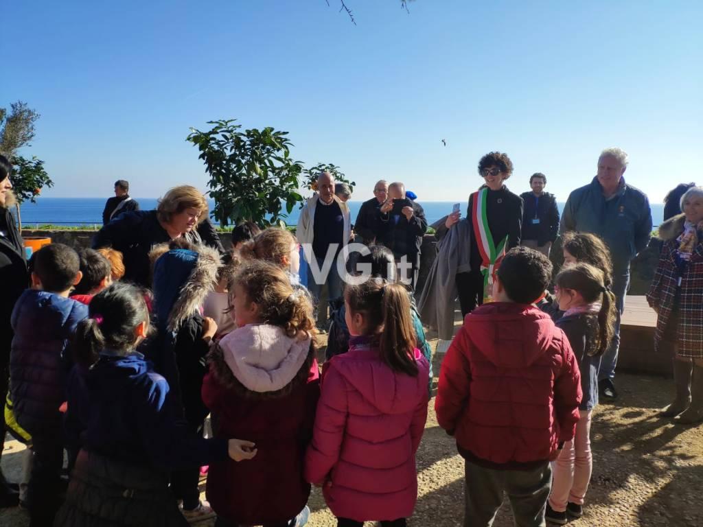 A Savona inaugura il Living Lab, il giardino degli agrumi