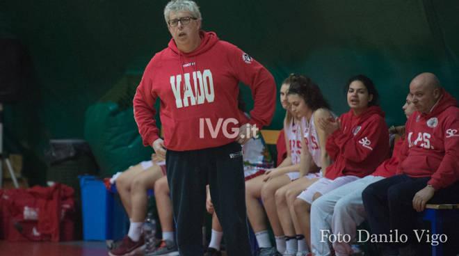 Amatori Pallacanestro Savona Vs Pallacanestro Femminile Prato