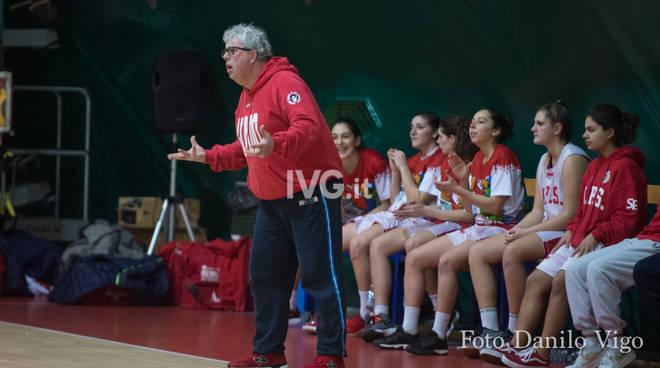 Calendario Serie B Femminile.Basket Una Serie B Femminile Con Quattro Squadre Liguri