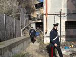 Blitz dei carabinieri nell'ex fabbrica Piaggio di Finale