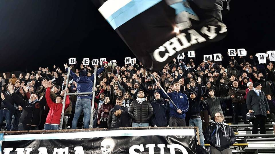 Calcio, Serie C: Virtus Entella vs Pro Vercelli
