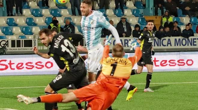 Calcio, Serie C: Virtus Entella vs Pro Vercelli