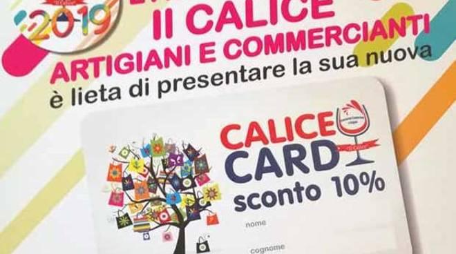 calice card