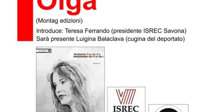Antonio Rossello presenta: Olga