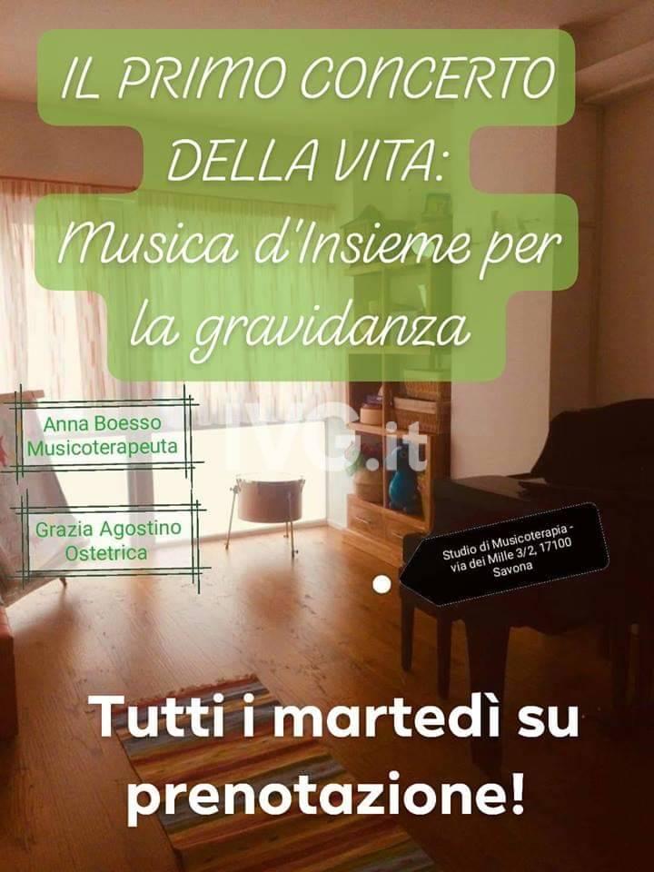 Il Primo Concerto Della Vita: Musica d\'Insieme per la Gravidanza