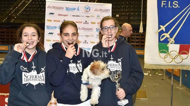 Scherma: a Bolzano il Campionato Italiano a Squadre GPG Kinder+ Sport