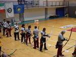 Campionato Regionale  Liguria Arcieri- Genova 3 Febb. Palacus
