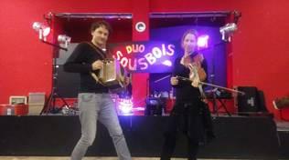 Savona, stasera a Legino balli folk e occitani con il Duo Sousbois