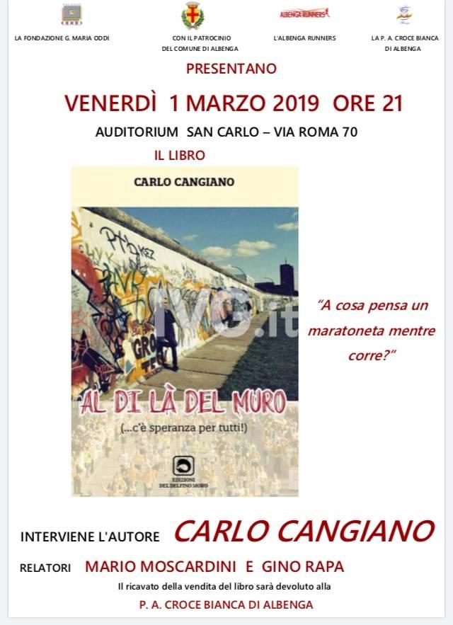"""""""Al di là del muro (…c'è speranza per tutti!)"""" di Carlo Cangiano presentato al San Carlo"""