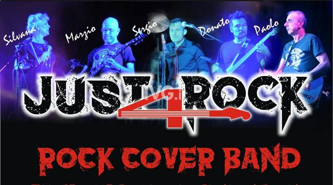 La Canzone di Serenella: JUST4ROCK in concerto