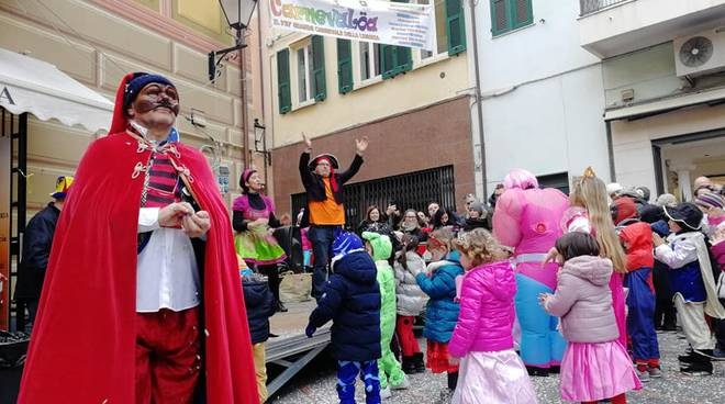 Carnevale dei Bambini Loano 2019