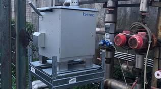 Centraline monitoraggio aria cantiere morandi