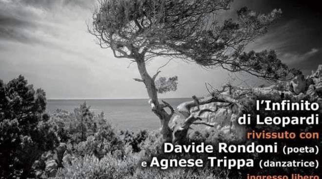 Davide Rondoni legge Giacomo Leopardi a Loano