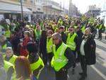 Delegazione ligure Gillet gialli