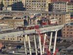 Demolizione ponte Morandi al 6 febbraio