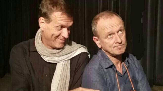 """""""Di cabaret si muore"""": Stefano Lasagna e Carlo Denei"""