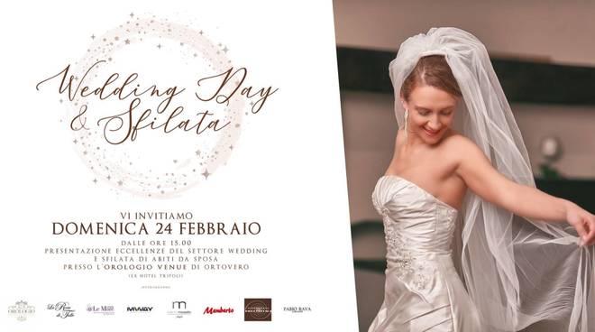 e4d9a0eae50a L Orologio Venue di Ortovero si prepara ad ospitare una giornata dedicata  ai futuri sposi  un occasione speciale per ...