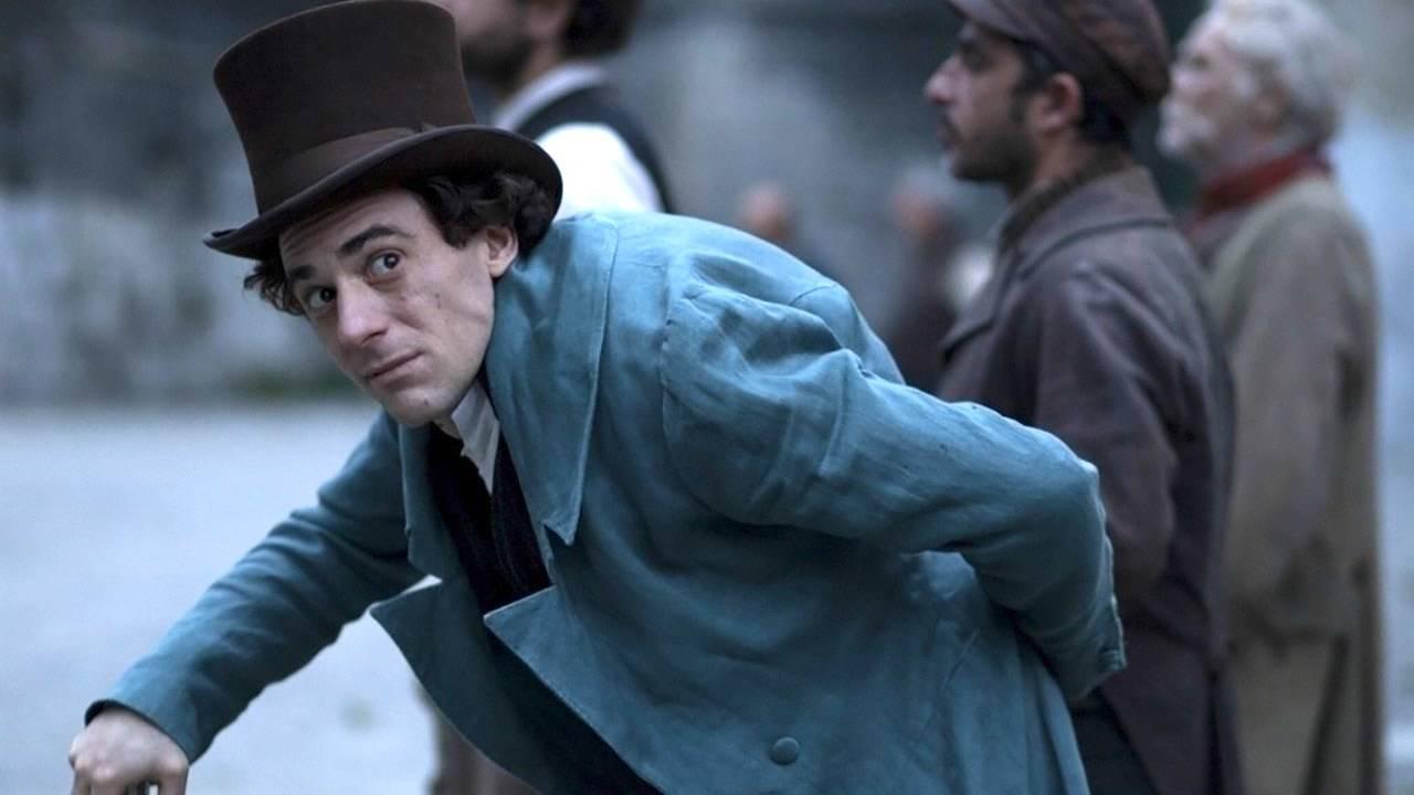 Giacomo Leopardi - Elio Germano fiction televisiva