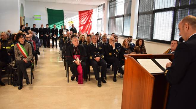 Inaugurazione Cappella Santa Barbara Savona
