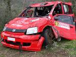 Incidente Rally Val Merula